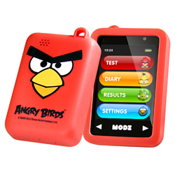 Modz with Angry Birds theme