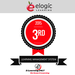 eLogic Learning Top 3 LMS 2015 - E-Learning 24/7