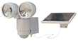 New Solar LED Security Flood Lights from VOLT® Lighting Provide...