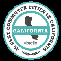 Best Commuter Cities in California