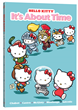 Adventure in the past, present and future in HELLO KITTY: IT'S ABOUT TIME, Hello Kitty and friends' sixth original graphic novel outing!