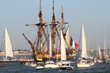 Historic Revolutionary War Era French Sailing Ship Re-enacts Fateful...