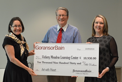 GoransonBain Family Law Firm Shows Their Artistic and Philanthropic Side
