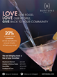 Burtons Grill Donates to Your Community as You Sip and Savor Your...