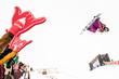 Monster Energy's Chloe Kim Takes Second Halfpipe Burton European Open