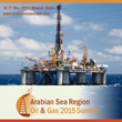 Oman Oil E&P, Oman LNG, Anadarko, BB Energy, Petrogas, MOL, RWE, Total to gather at Arabian Sea Summit next week
