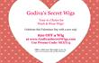 Godiva's Secret Wigs Valentine's Day Promo