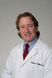 Francis Schanne, MD, FACS, early pioneer in the use of robotic surgery for urologic conditions.