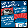 Dutch Luv, Serving Our Communities One Can at a Time