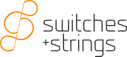 Switches+Strings Logo