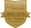 North West decorators merchant celebrates 30 years in business and launches new online store
