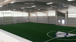 AOA's New Indoor Athletic Center