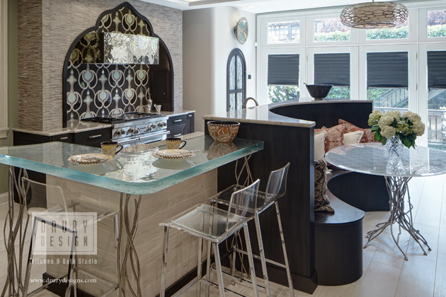 2015 nkba kbis best of show goes to spicy contemporary for Award winning kitchen designs 2010
