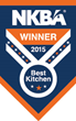 2015 NKBA KBIS Design Competition Awards for Drury Design Best of Show, First Place Large Kitchen