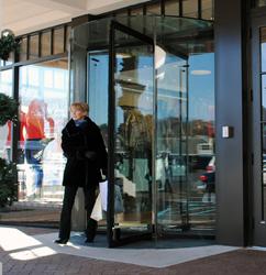 security, revolving door, revolutionary, security entrance, comfort, convenience