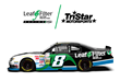 The No. 8 LeafFilter Toyota will debut at the Alert Today Florida 300 at Daytona.