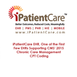 iPatientCare EHR Announces Enhanced Support for 2015 Medicare Chronic...