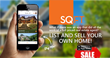 SQFT, The First Fully Transactional Real Estate Mobile App, is Live in...