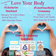 'Love Your Body' at Hotel Milo!