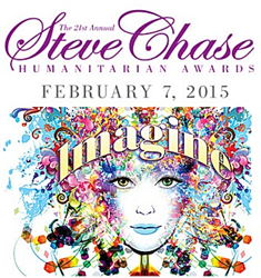 2015 Steve Chase Humanitarian Awards Saturday, February 7, 2015 at the Palm Springs Convention Center