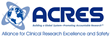 ACRES and ActivMed Collaborate on Clinical Research Site Standards and Sustainability
