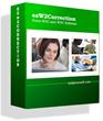 ezW2 Correction Software