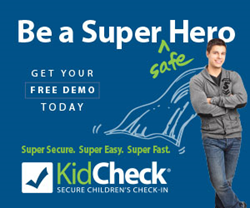KidCheck Children's Check-In Software