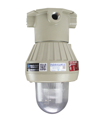 Explosion Proof LED Strobe Light Rated at 400 Candela
