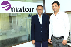 MATCOR, Inc. Opens Indian Office