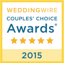 The Springs Events Wins 2015 WeddingWire Couples' Choice Award for all Operating Locations