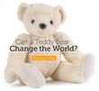 Organic Hemp Teddy Bear