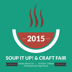 Kiwanis Club Plainfield: Soup It Up! and Craft Fair
