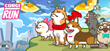 The Corgi Run Splash Screen