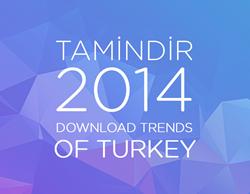 2014 Download Trends of Turkey