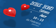 """Early Valentine's Day Gift: """"Doble Bono"""" for all Cubacel Top Ups to..."""