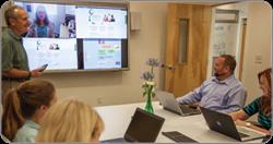 West Florida's Innovation Institute using Christie Brio