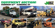 Public Car and Equipment Auction, Florence, KY, February 12, 2015