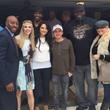 Tyree Washington (Olympian), Melissa Mahler (Pro Player Insiders), Duane Bluestein, Theresa Villano (Pro Player Insiders), Frankie Muniz (actor), Leonard and Amanda Davis (NFL Veteran and wife)