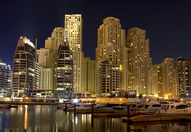 The First Group To Capitalize On Dubai Marina S Burgeoning