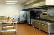 Prince Street Training Kitchen