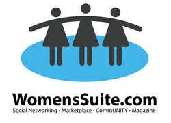 Women's Suite Logo & Tag