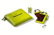 TAB ZipSleeve carry-on luggage set