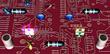 Feature Graphic of Metallic-2 Theme (Premium Version)