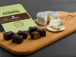 Cheese and chocolate pairings for Valentine's Day