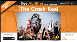 film festival,reelabilities film festival,crash reel,kevin pearce,allegra sponsors film festival