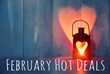 Fall in Love with Savings: PigeonForge.com Unveils February Hot Deals...