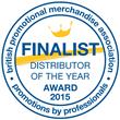 EMC Advertising Gifts Shortlisted at BPMA Annual Awards