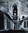 """Cynthia Howar """"Church Steeple Trinidad"""""""