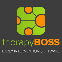 therapyBOSS complete early intervention software