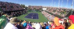 BNP Paribas Open in Indian Hills, CA